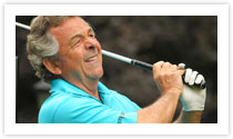 Tony Jacklin Taking A Shot